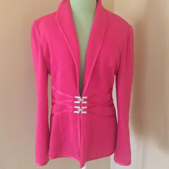 Pink Evening Jackets
